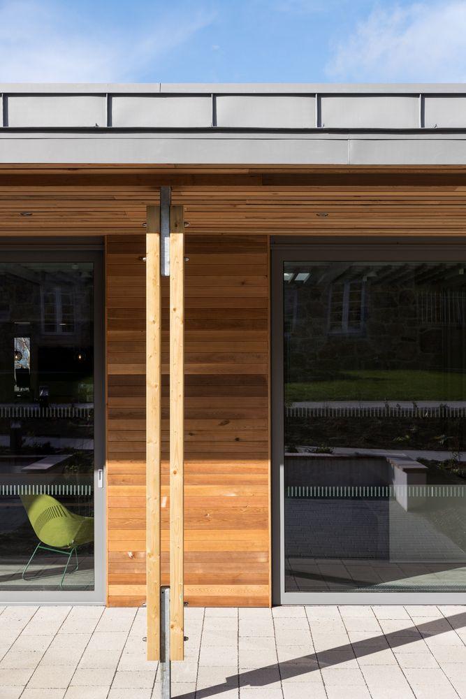 Gallery Of Whispering House Social Hub Coady Architects 5 Architect House Boundary Walls