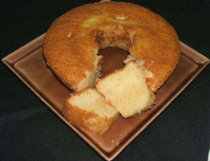 Bolo de Iogurte com Amêndoa e Limão | ArquivodeReceitas.com: Recipes