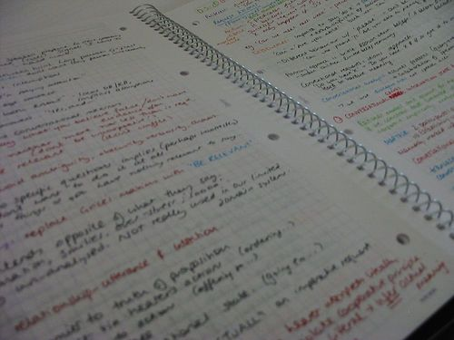 From CollegeCandy: 10 Great Study Tips That Actually Work
