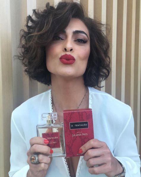 Como o cabelo de Juliana Paes a tornou uma mulher mais sexy