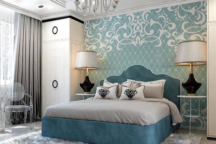 Красивые спальни – современные идеи дизайна