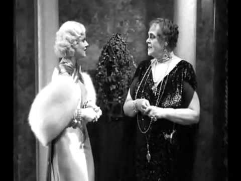 Jean Harlow/Marie Dressler - Dinner at Eight