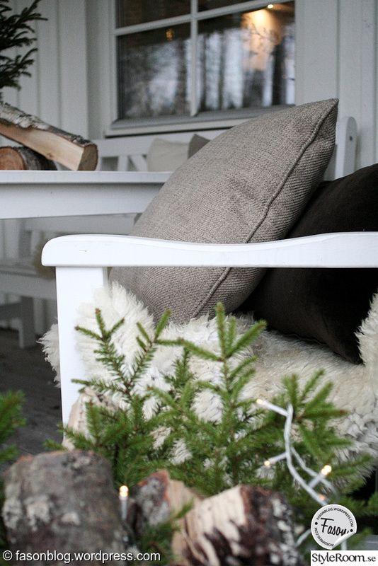 Die besten 25 veranda dekoration ideen auf pinterest - Dekoration advent ...