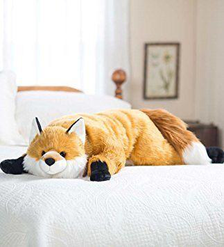 Fox Body Pillow