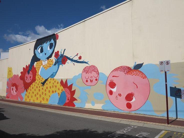 Miseryland Mural