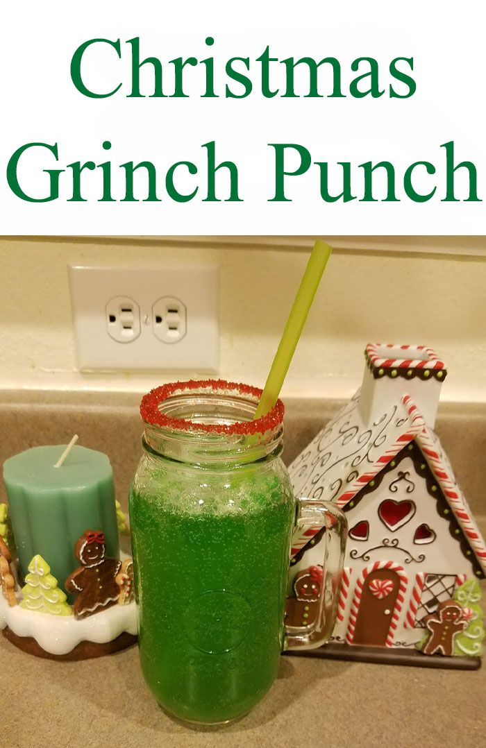 christmasgrinchpunch