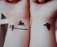 love bird tattoo designs - Google Search