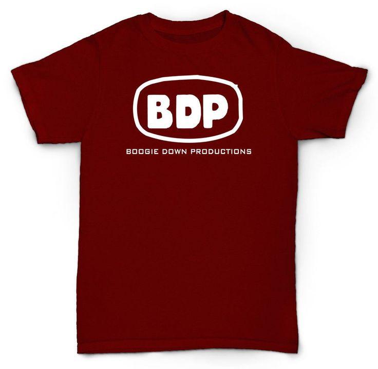 BDP KRS ONE T SHIRT HIP HOP MC DJ BEATS PUBLIC ENEMY