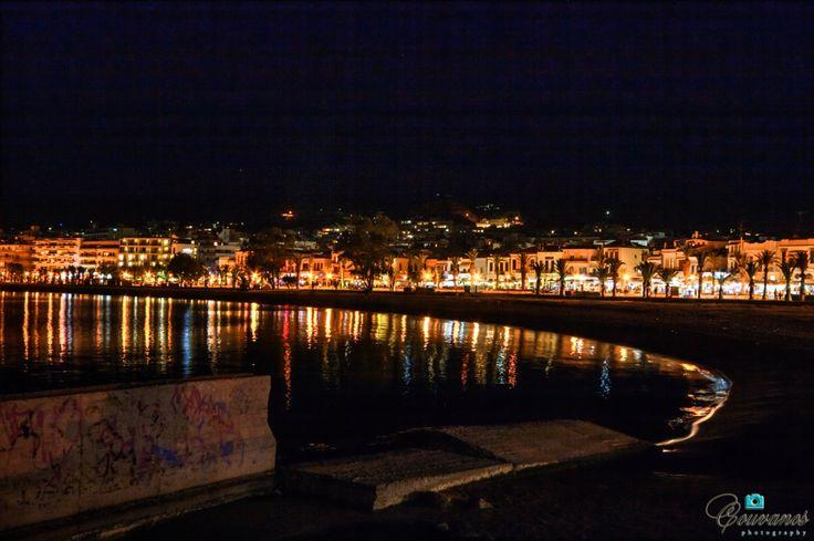 Rethymnon Crete by night...