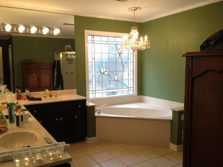 Brown Bathroom Wall Paint Color Interior Decorating Ideas   Master ...