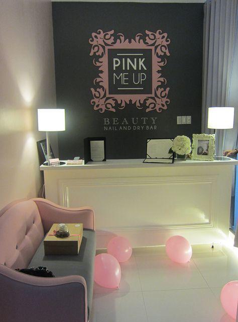 Pink Me Up Beauty Nail & Dry Bar