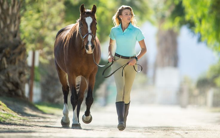Today on Noble Life, we have a rider fitness program to get you in as good a shape as your horse. It's time to spring into action!