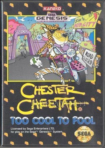 Chester Cheetah Too Cool Fool