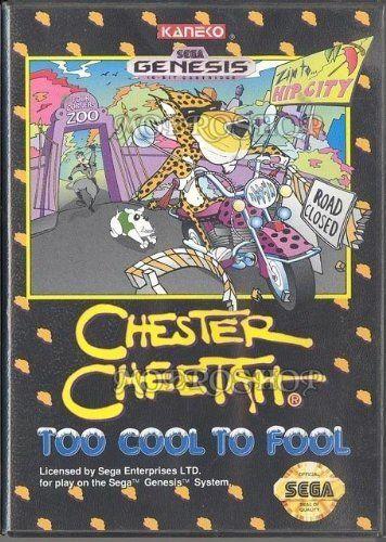 Chester Cheetah Too Cool Fool