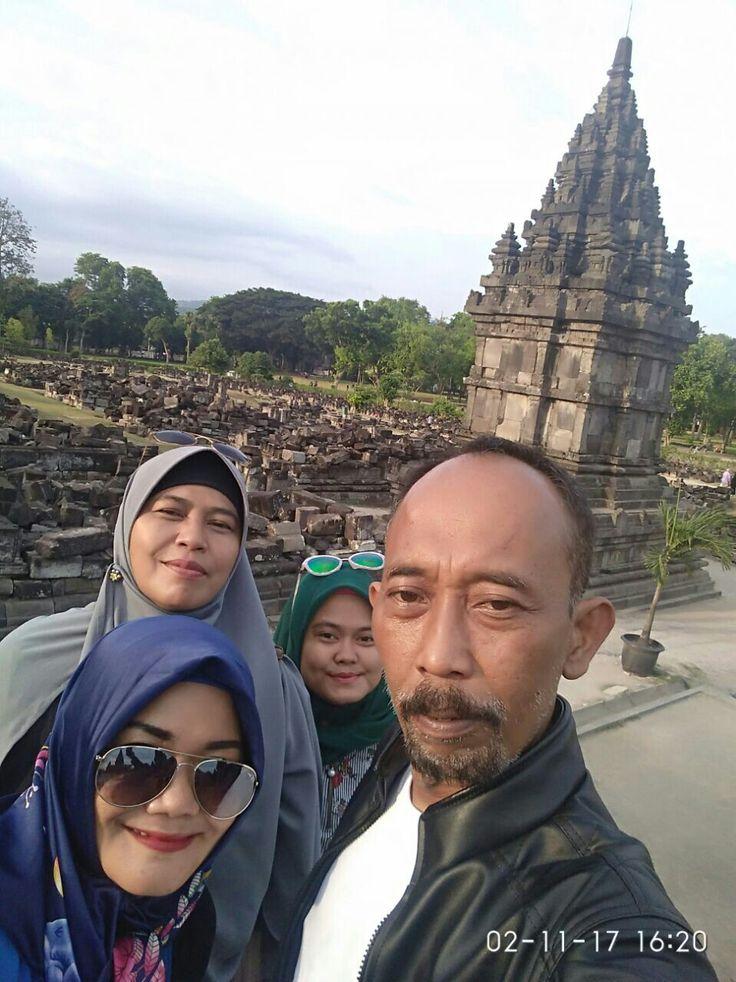 Prambanan Temple Yogyakarta - Indonesia
