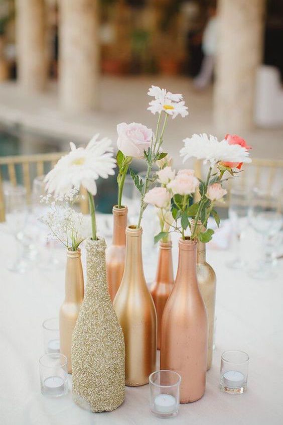199 best centerpieces images on pinterest floral arrangements affordable wedding centerpieces original ideas tips diys junglespirit Image collections