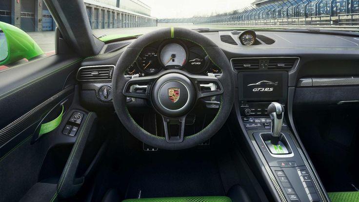Nuevo #Porsche911GT3RS.