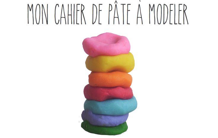 petits homeschoolers: Cahier de pâte à modeler à imprimer