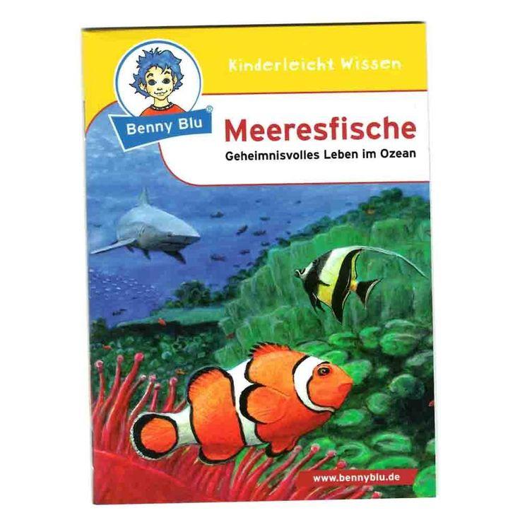 Wissensbuch-Meeresfische