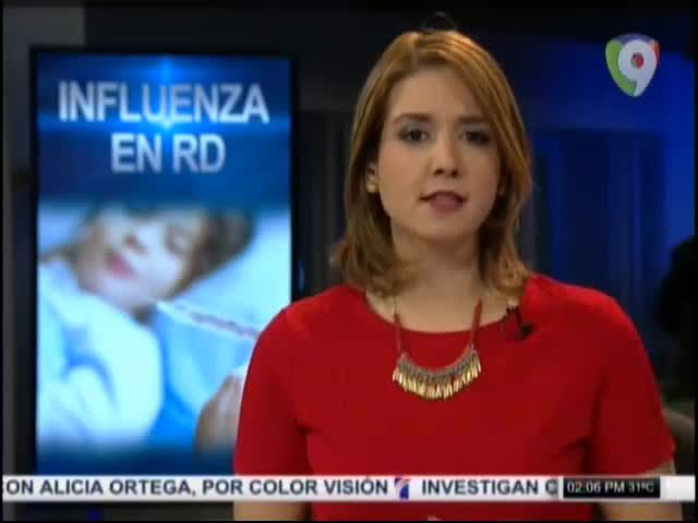 Pacientes Preocupados Por Presencia De Influenza Tipo A En El País #Video