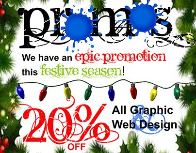 """Check out new work on my @Behance portfolio: """"Promotional Material"""" http://be.net/gallery/46246245/Promotional-Material"""