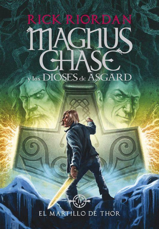 Un objeto milenario ha desaparecido.Una amenaza se cierne sobre los nueve mundos. Magnus Chase no esta preparado para el Ragnarok, pero ha llegado la hora de invocar la espada del tiempo y pasar a la acción. https://es.wikipedia.org/wiki/Magnus_Chase_y_los_dioses_de_Asgard http://rabel.jcyl.es/cgi-bin/abnetopac?SUBC=BPSO&ACC=DOSEARCH&xsqf99=1871476