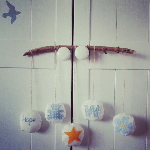 Handmade in memory of a little boy
