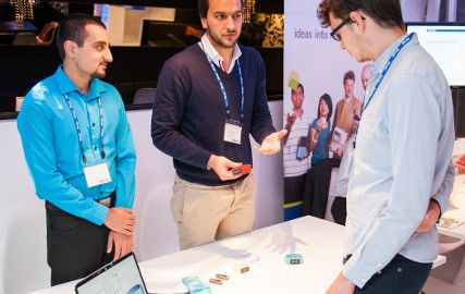 "At the recent ""The Future is Smart - Bluetooth Smart Exhibition"" in London, the Bluetooth SIG showed off a range of the latest Bluetooth Smart gadgets. Her"