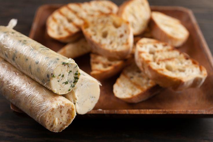 Trois beurres aromatisés | Recettes | Signé M