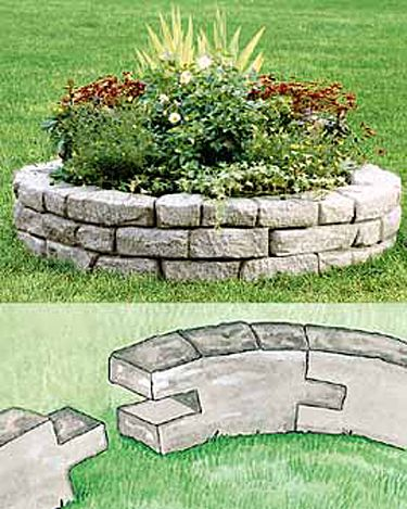 25 best ideas about raised garden bed kits on pinterest for Round flower bed ideas