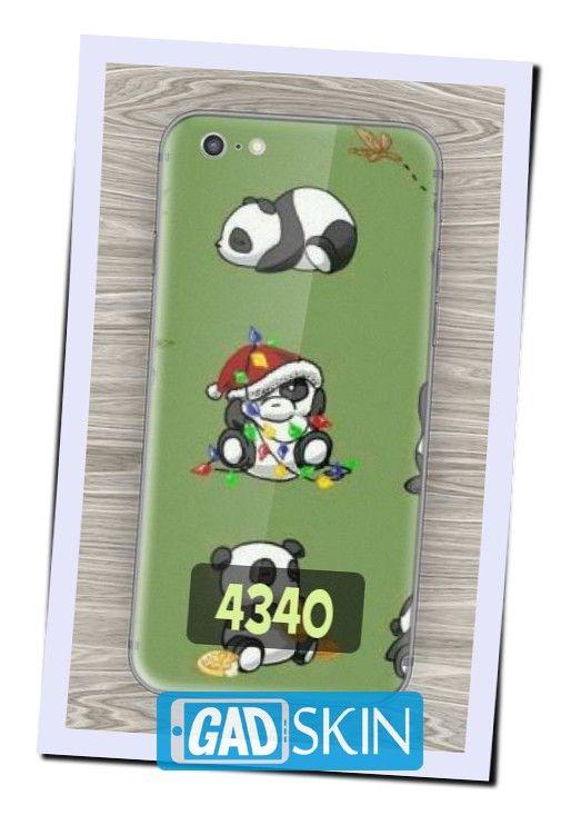 http://ift.tt/2diwC4e - Gambar cartoon panda ini dapat digunakan untuk garskin semua tipe hape yang ada di daftar pola gadskin.