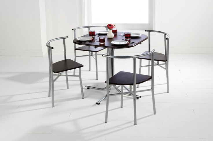 17 best ideas about space saver dining table on pinterest space saver table small space. Black Bedroom Furniture Sets. Home Design Ideas
