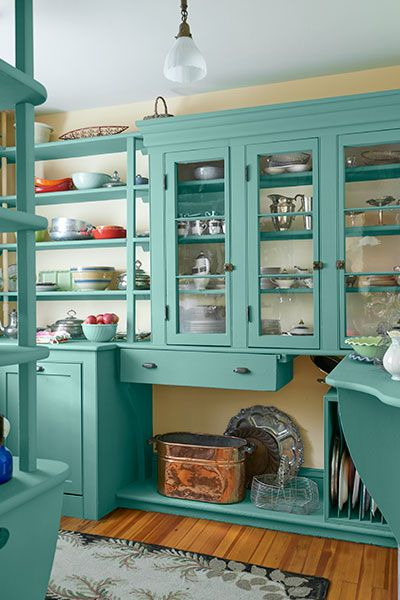 Aqua Paint Colors 160 best paint colors for kitchens images on pinterest | kitchen