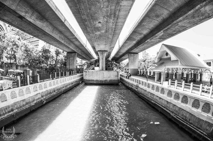 Sky Bridge meets The River