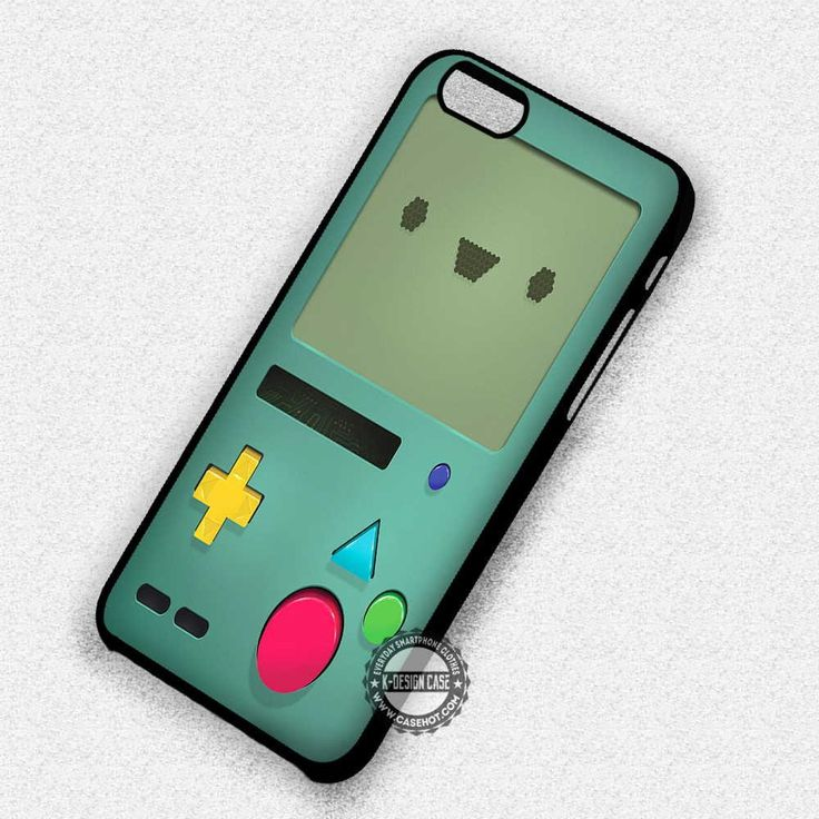 Adventure Time Beemo - iPhone 7 Plus 7 6S  SE Cases & Covers
