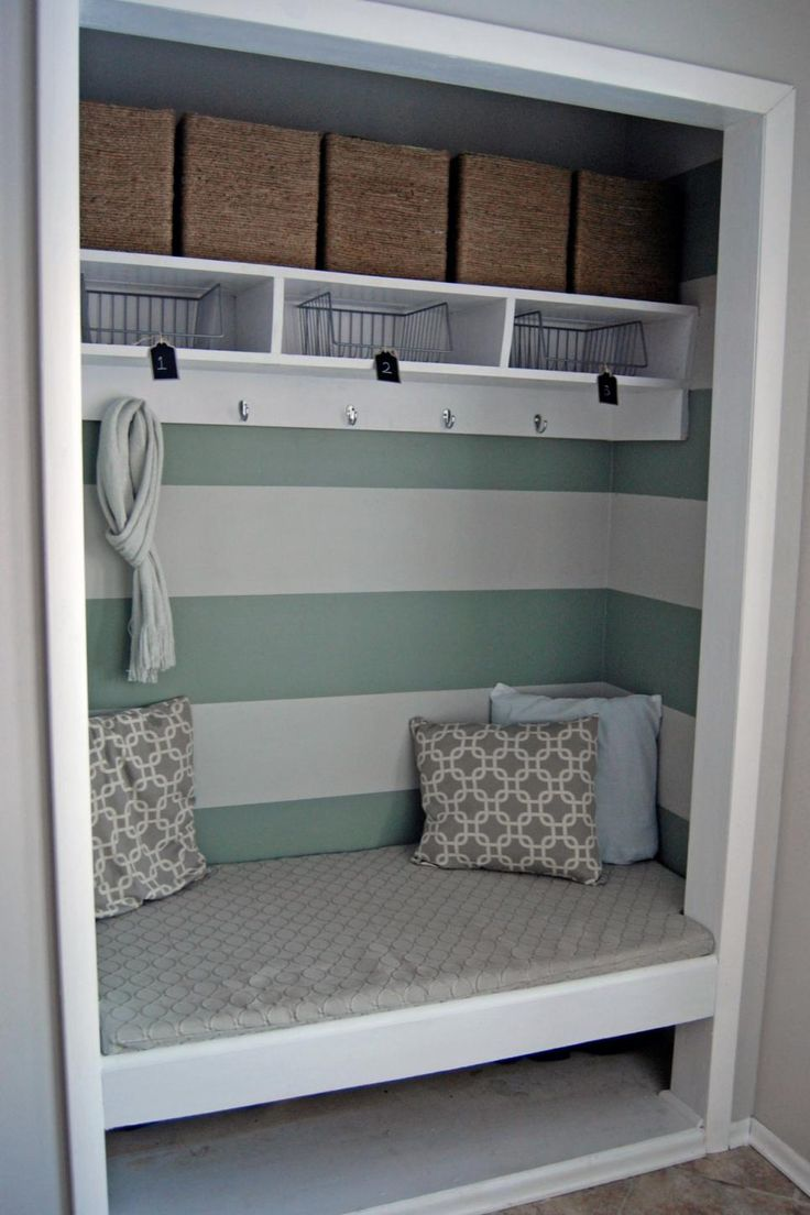 Closet Ideas Best 25 Organize Small Closets Ideas On Pinterest  Organizing