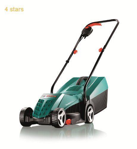 Bosch Rotak 32 R Electric Rotary Lawn Mower Cutting Width 32 cm