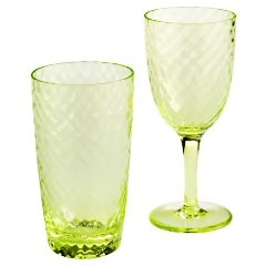 Hammered Drinkware - Lime