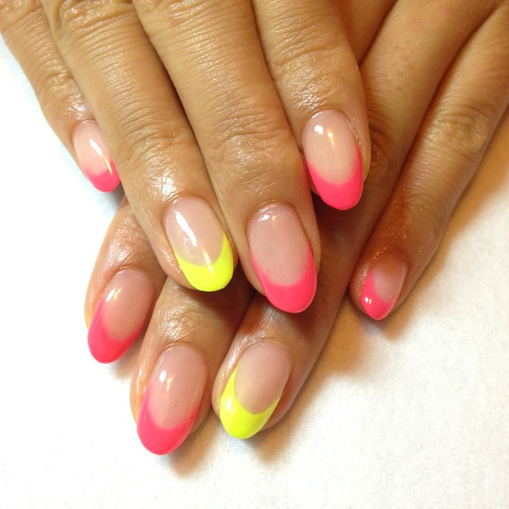 neon French