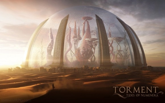 Torment: Tides of Numenera (A computer RPG coming out from InXile in 2015)
