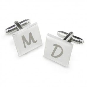 Graduation Cufflinks With initials