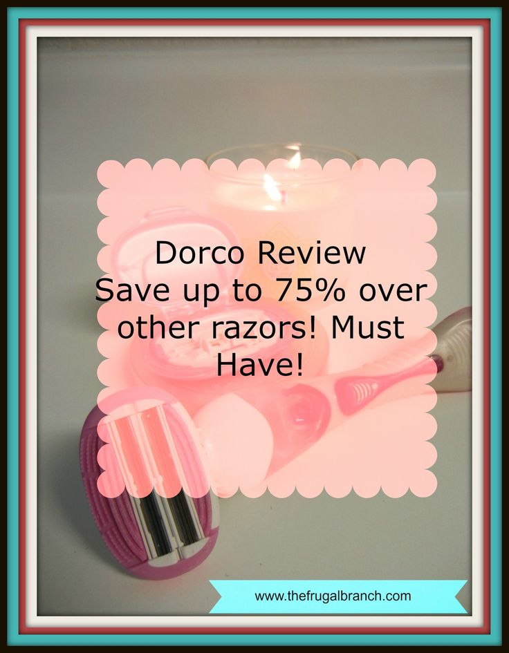I save over $75.00 a year just by purchasing my razors online through Dorco USA instead of paying expensive drugstore prices. They are great razors comparable to popular brands. I recommend the fully!