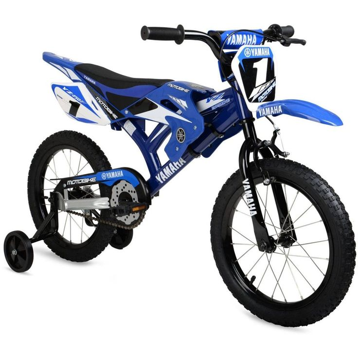 Dirt Bike Games Bicycles For Kids 16 Inch Free Ride Motocross Children Boys Toy #DirtBikeGames