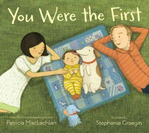 For Z's big sister gift bag  You Were the First
