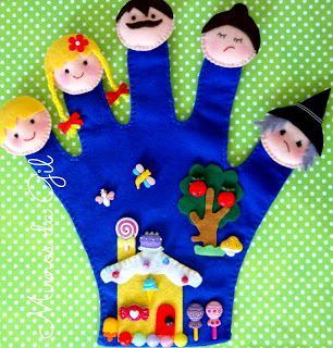 Mimos da Gil | story glove