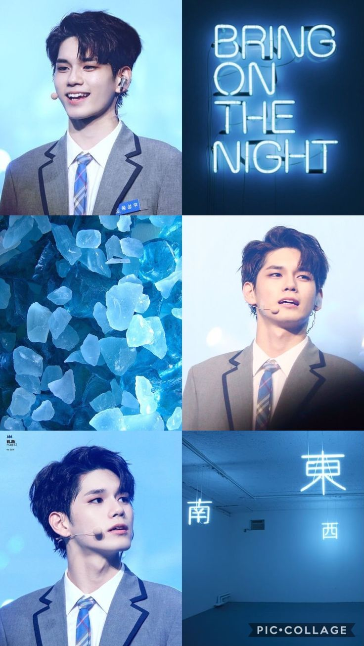 • Ong Seungwoo / Wanna One ⭐️•