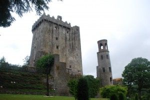 Blarney Castle et la pierre d'éloquence (the Blarney Stone) - Math-Monde