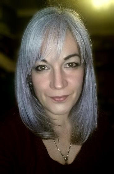Jerome Russell Bblonde Silver Toner On Naturally Grey Hair