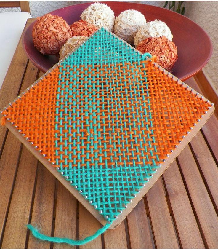 Renacimiento de la tejeduría manual: el tejido en telar | Amar la trama