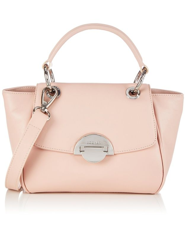 Bogner Leather SOLEY, sacs a main femme - Rose - Pink (blossom 324)